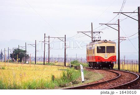 谷地畑駅付近の写真素材 - PIXTA