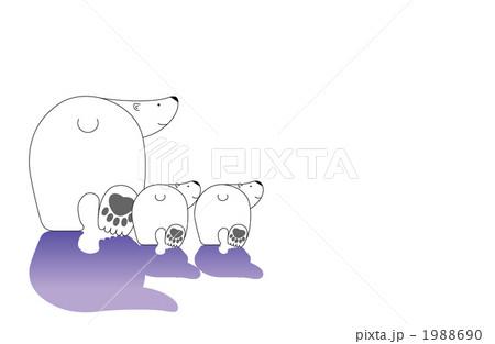 後姿 熊 動物 陸上動物の写真素材 Pixta