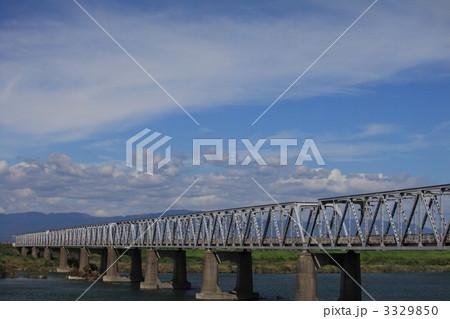 濃尾大橋の写真素材 - PIXTA