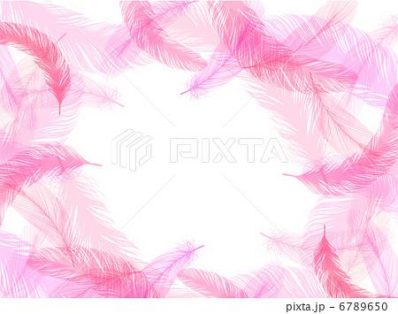 羽根 きれい 春 桜 鳥のイラスト素材 Pixta