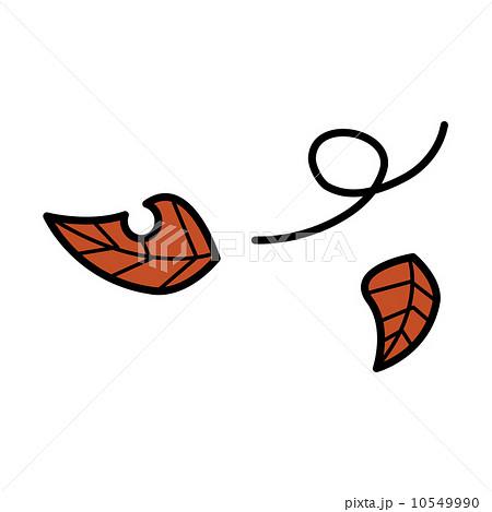木枯らし イラスト 冬のイラスト素材 Pixta