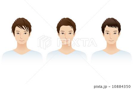 男性 人物 髪型 イケメンのイラスト素材を検索中(59件中1件 , 59件を表示)