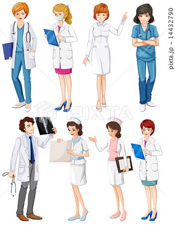 Cartoon Doctors And Nurses   cartoon.ankaperla.com