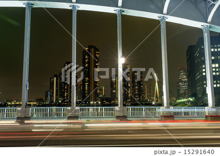 東京都道・千葉県道10号東京浦安線の写真素材 - PIXTA