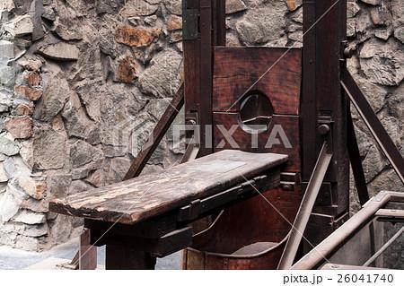 斬首刑の写真素材 - PIXTA