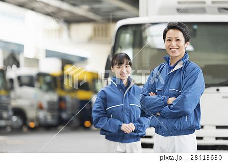 運送業の写真素材 - PIXTA