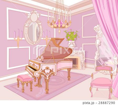 Grand piano Illustrations - PIXTA