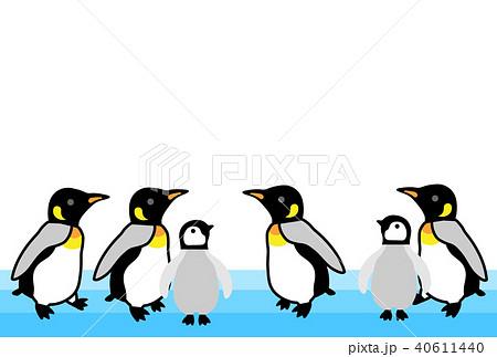 ペンギンのイラスト素材集 Pixtaピクスタ