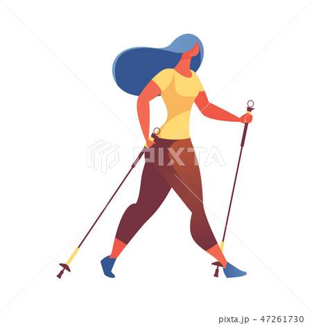 Ski Vectors - PIXTA